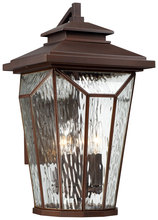 Minka-Lavery 72513-246 - 4 Light Outdoor Wall Light