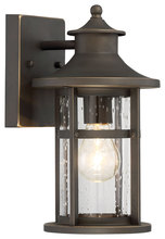 Minka-Lavery 72551-143C - 1 Light Outdoor Wall Lamp
