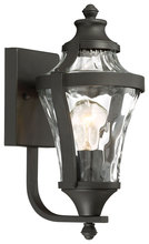 Minka-Lavery 72561-66 - 1 Light Outdoor Wall Lamp