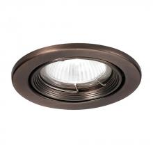 WAC US HR-836-WT - REC.  LOW VOLT TRIM METAL TRIM RING