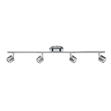 WAC US TK-49534-CH - VECTOR - 4 LIGHT LED FIXED RAIL