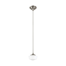 Sea Gull 65436-962 - Small One Light Pendant
