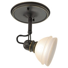 Sea Gull 94883-71 - One Light Bronze Directional Flush Mount