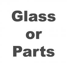 Sea Gull G500327-67 - Clear Replacement Glass
