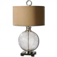 Uttermost 26589-1 - Uttermost Catalan Metal Accent Lamp