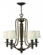 Hinkley 4595RY - CHANDELIER DUNHILL