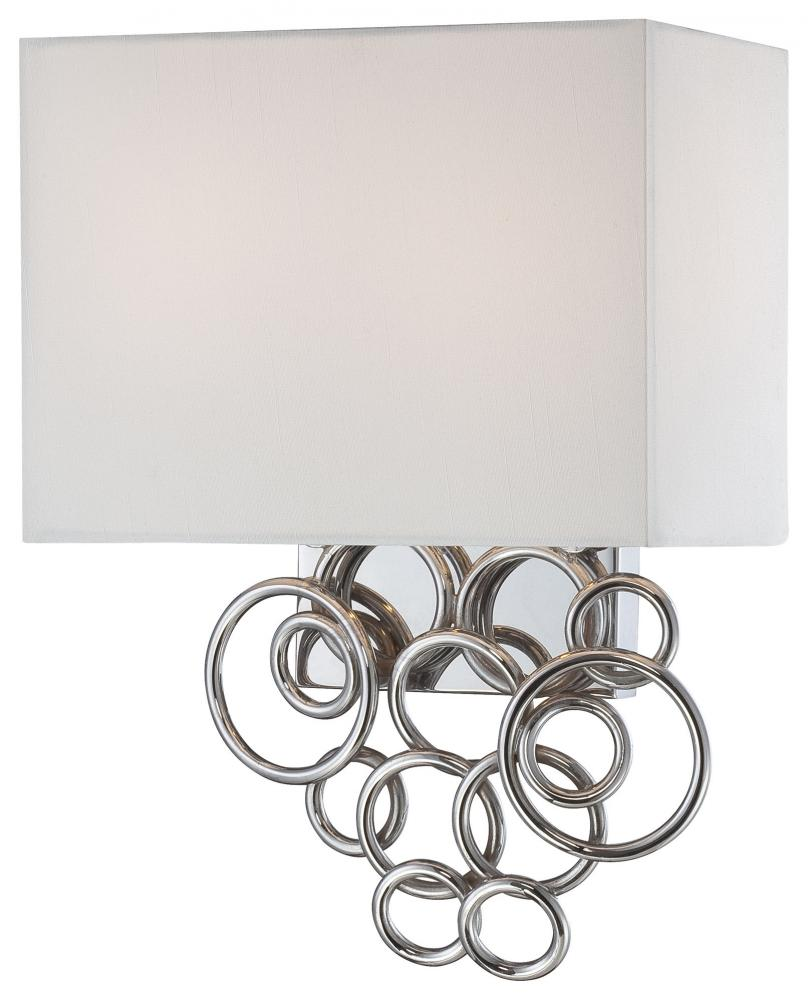 2 Light Wall Sconce P612 3w 077 Statewide Lighting